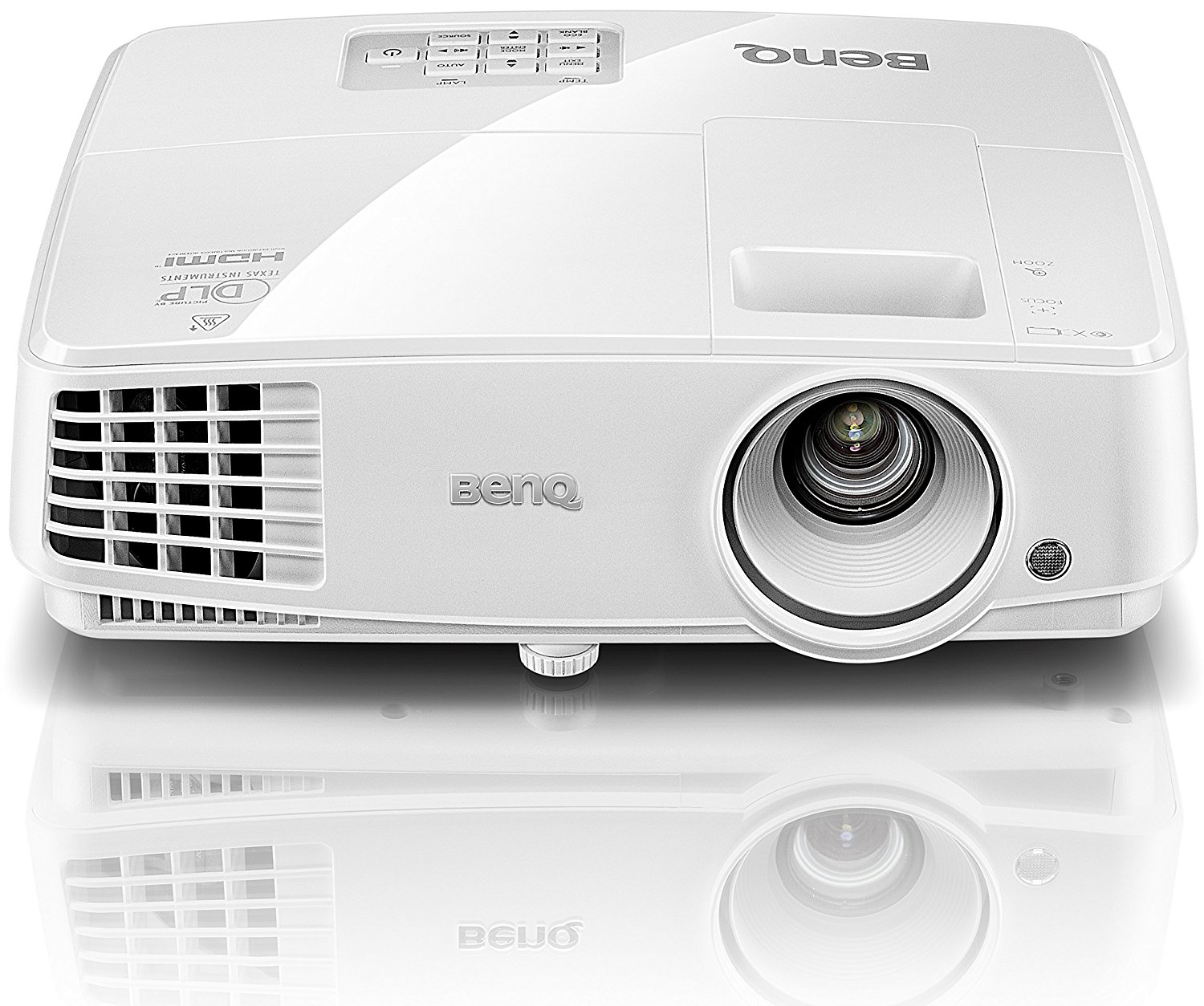 BenQ DLP Full HD 3D Beamer amazon