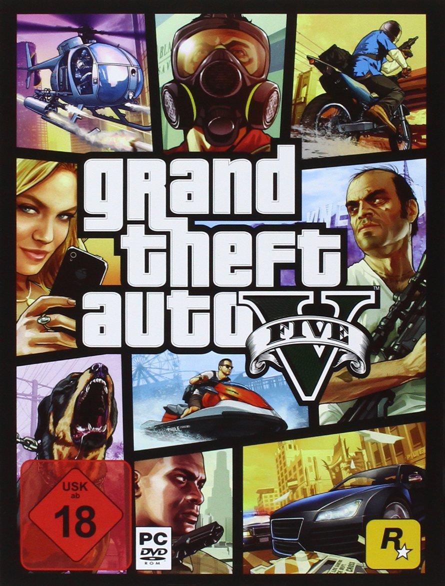 Grand Theft Auto V amazon