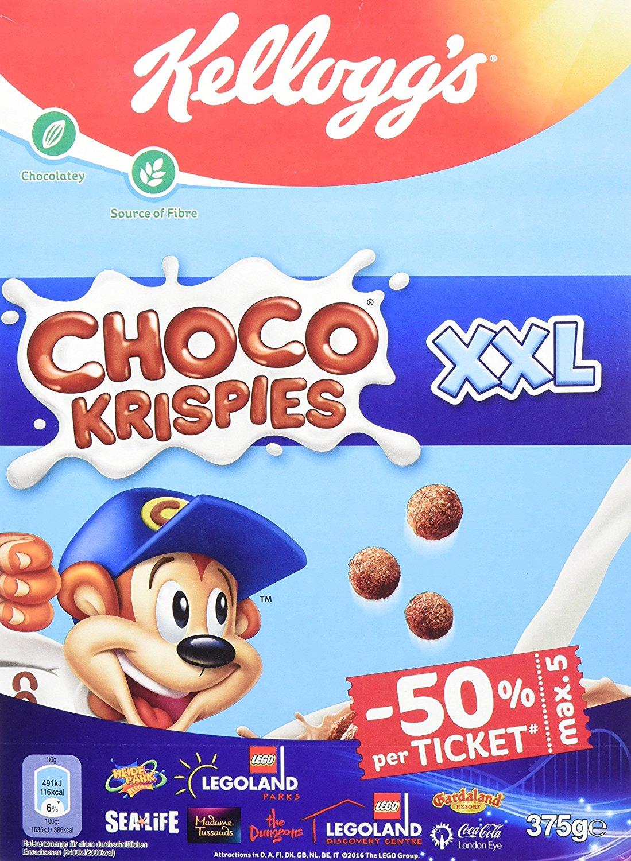 Kelloggs Choco Krispies amazon