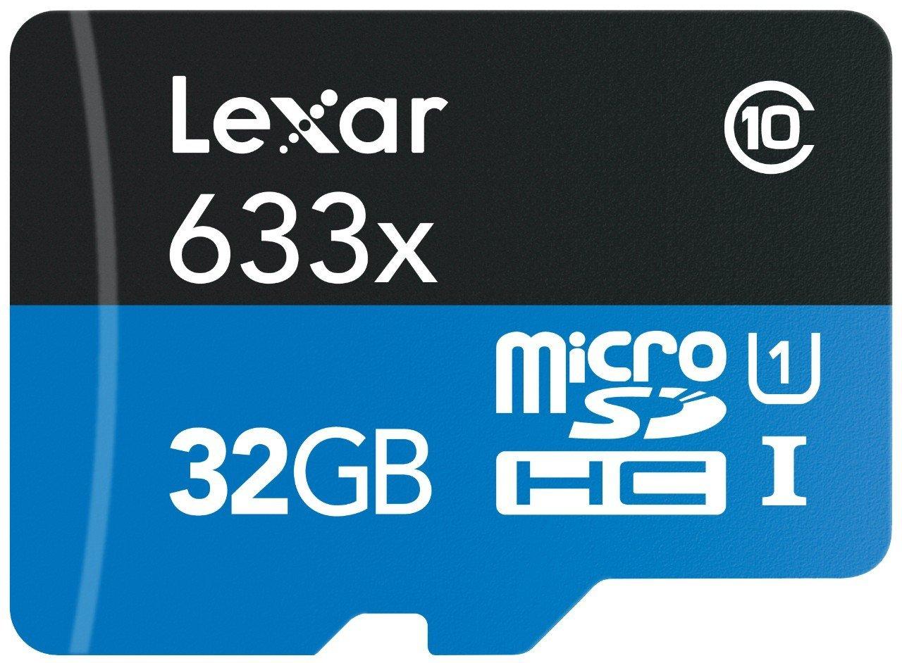 Lexar Speicherkarte microSDHC amazon