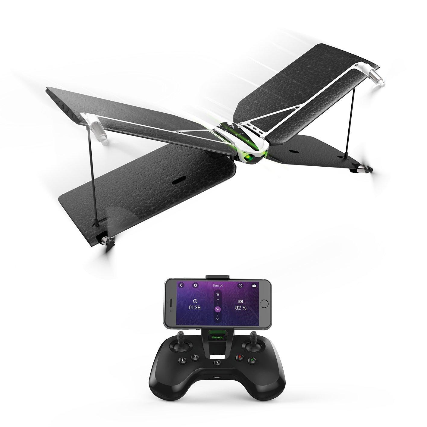 Parrot Minidrone amazon Swing + Flypad