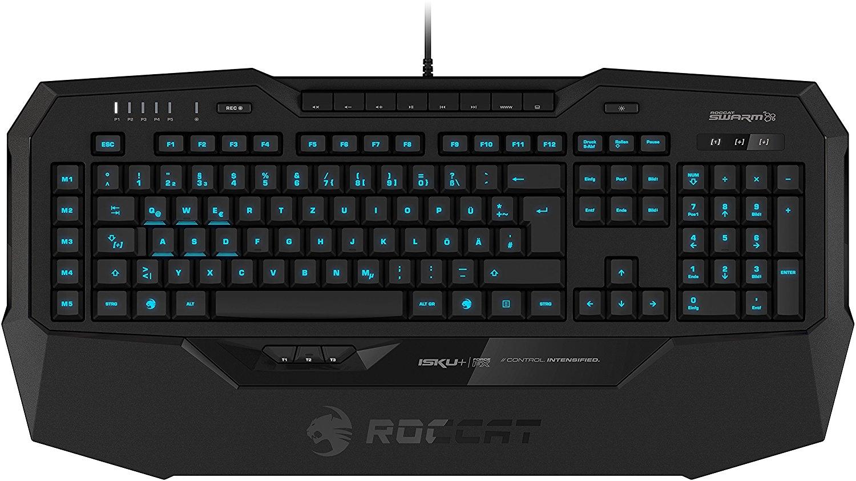 Roccat Isku+ Gaming Tastatur amazon