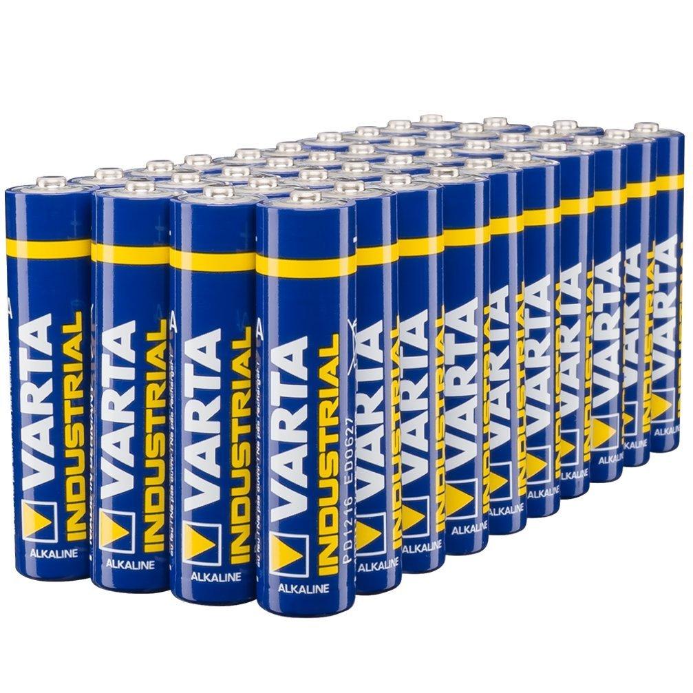 Varta AAA Batterien amazon