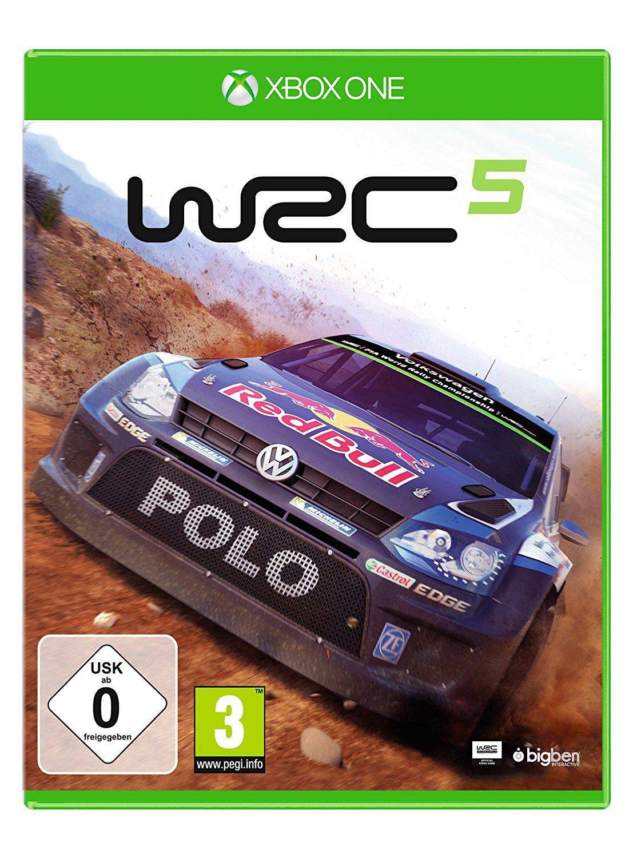 WRC5 Xbox One amazon