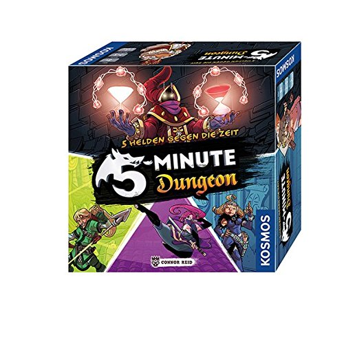 5-Minute Dungeon Kosmos amazon