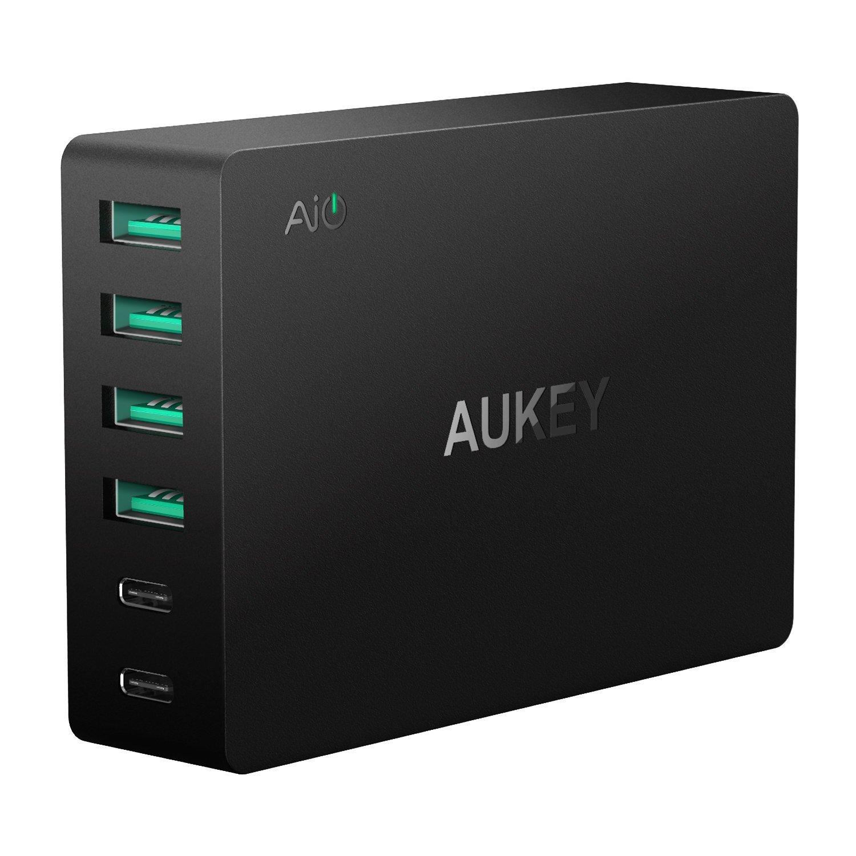 Aukey USB Ladegerät amazon