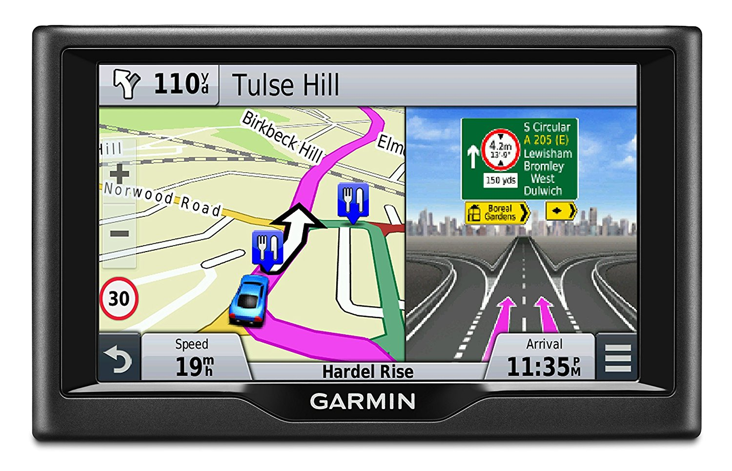 Garmin NÜVI Navigationssystem amazon