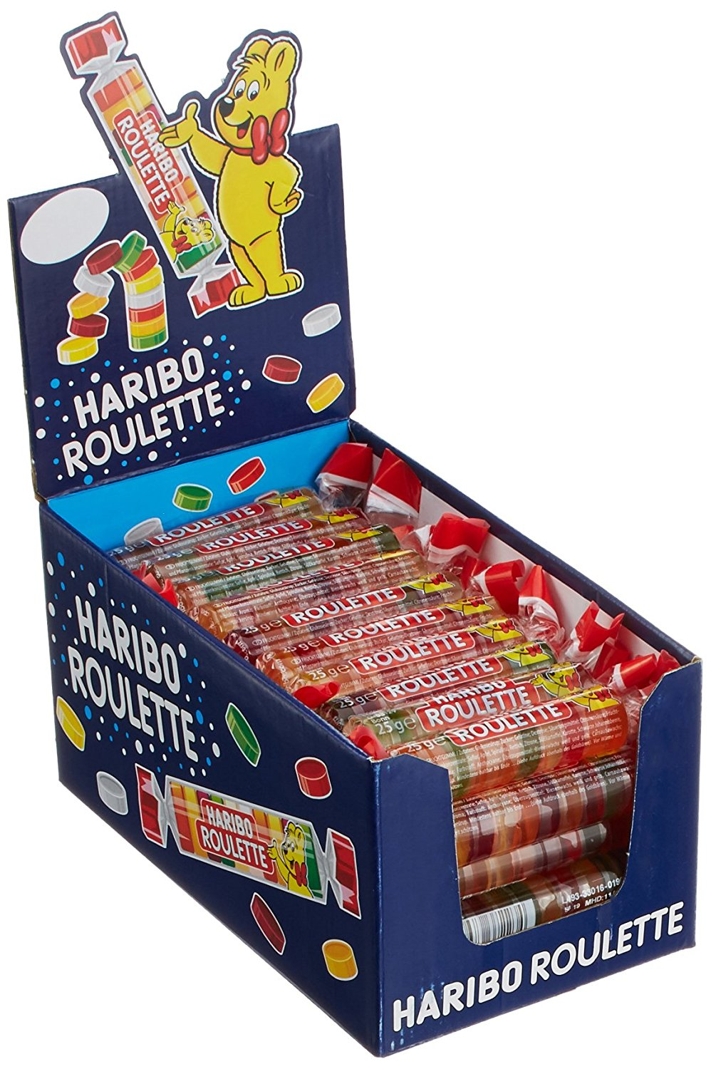 Haribo Roulette amazon