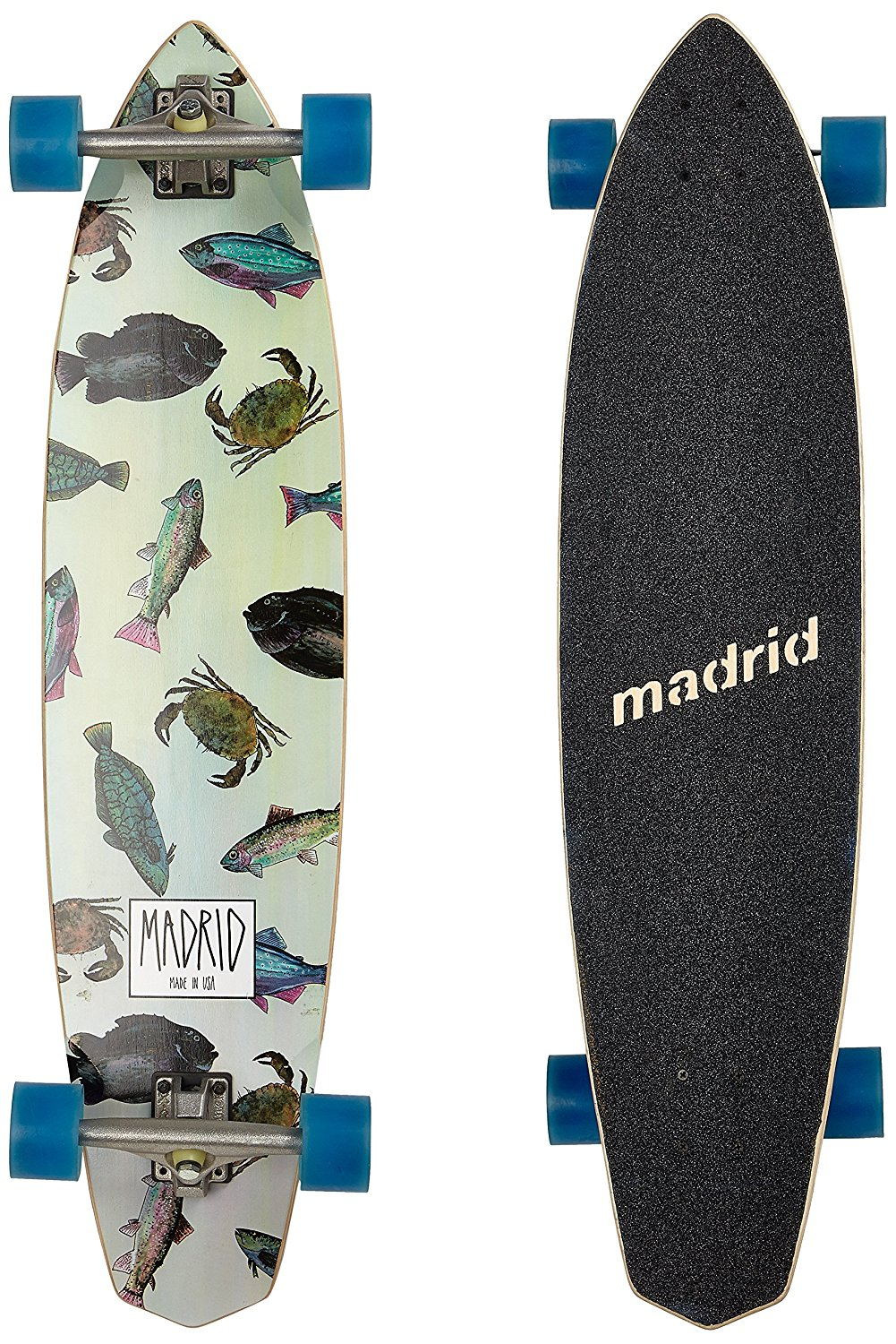Madrid Longboard amazon