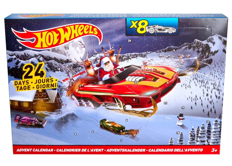 Mattel Hot Wheels Adventskalender amazon