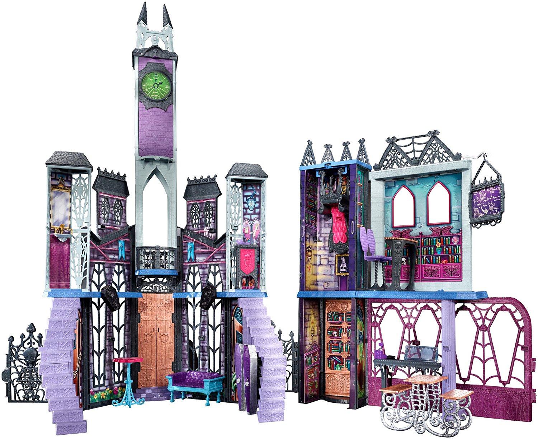 Mattel Monsterschule amazon