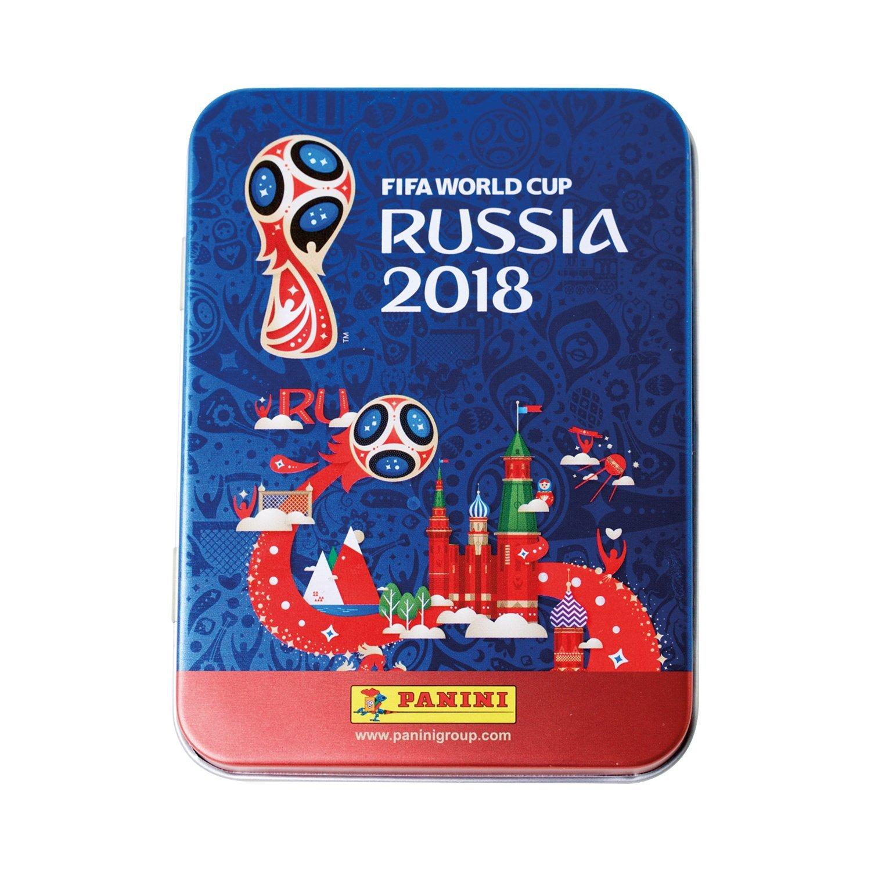 Panini Fußball WM 2018 amazon