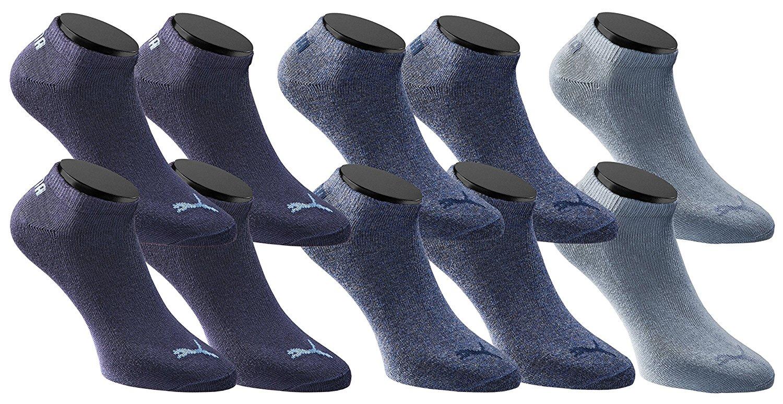Puma Sneaker Socken amazon
