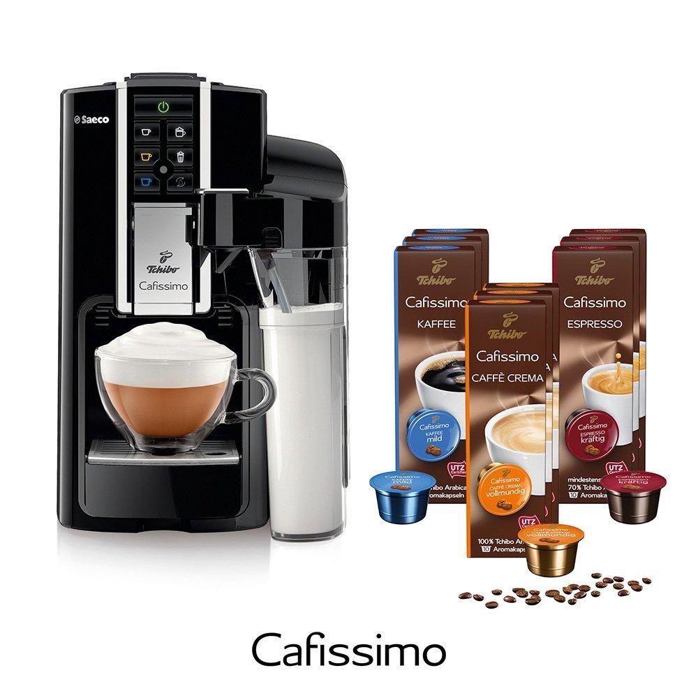 Tchibo Saeco Cafissimo Kaffeemaschine amazon
