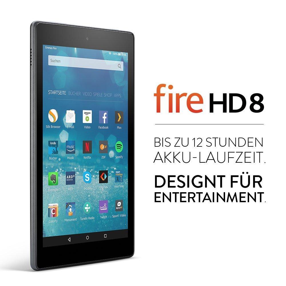 amazon Fire HD8 Tablet