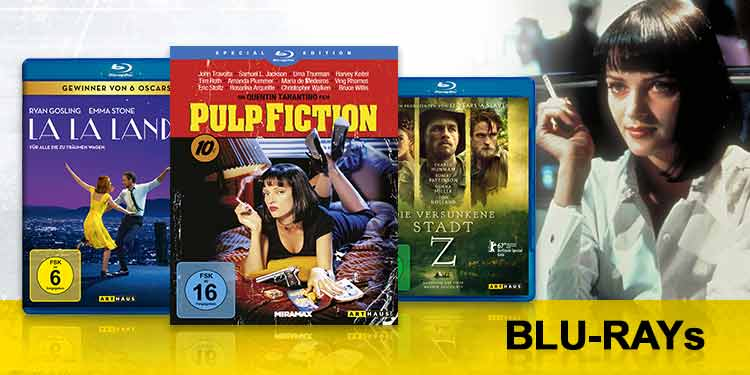 Arthouse DVD Blu-ray Aktion amazon