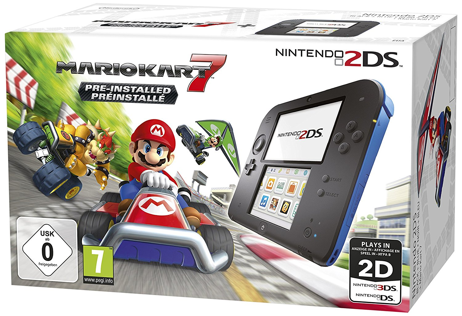 Mario Kart Nintendo 2DS amazon