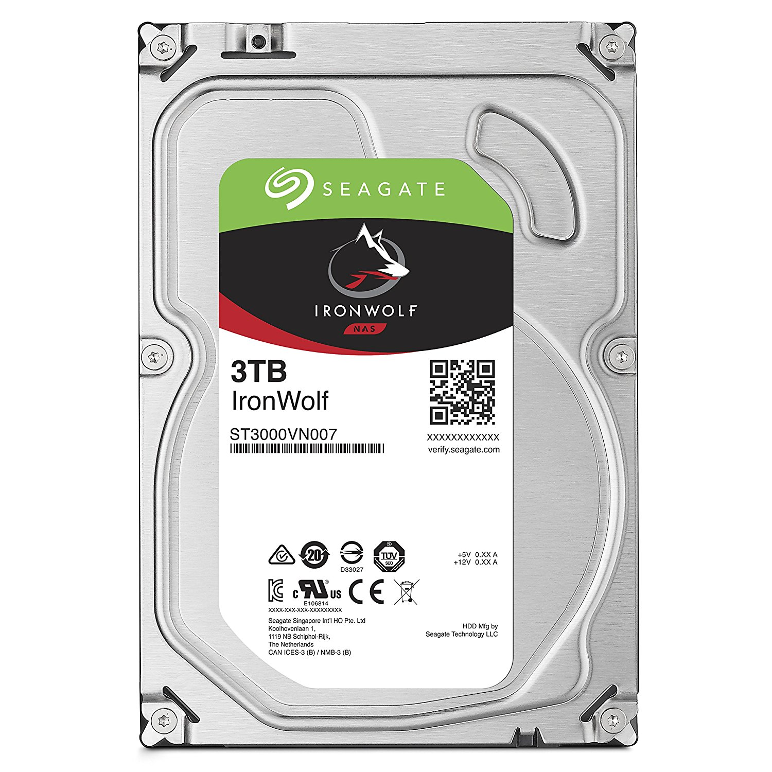 Seagate IronWolf Festplatte amazon