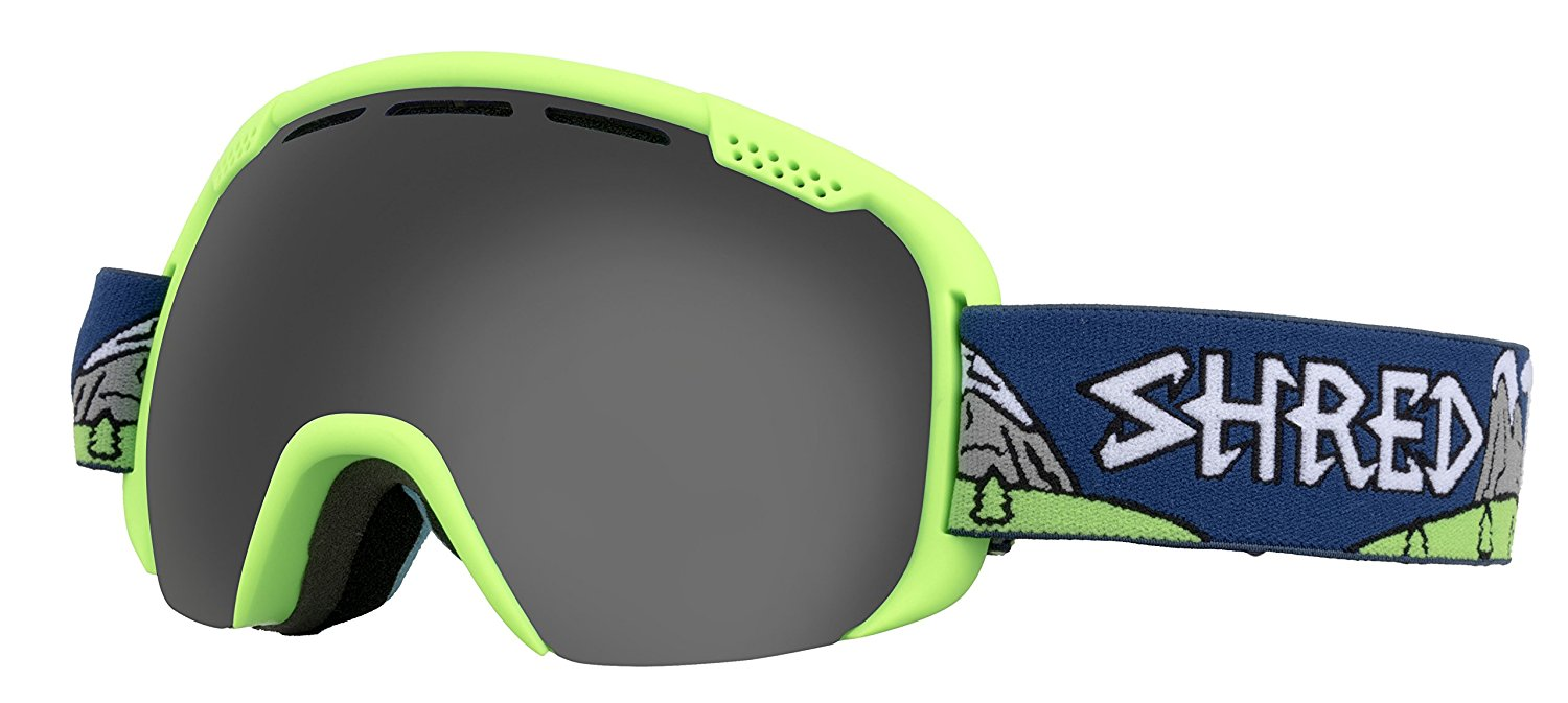 Shred Smartefy Skibrille amazon