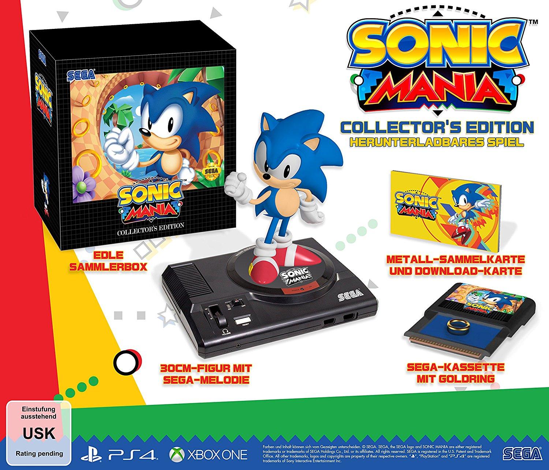 Sonic Mania Xbox One amazon