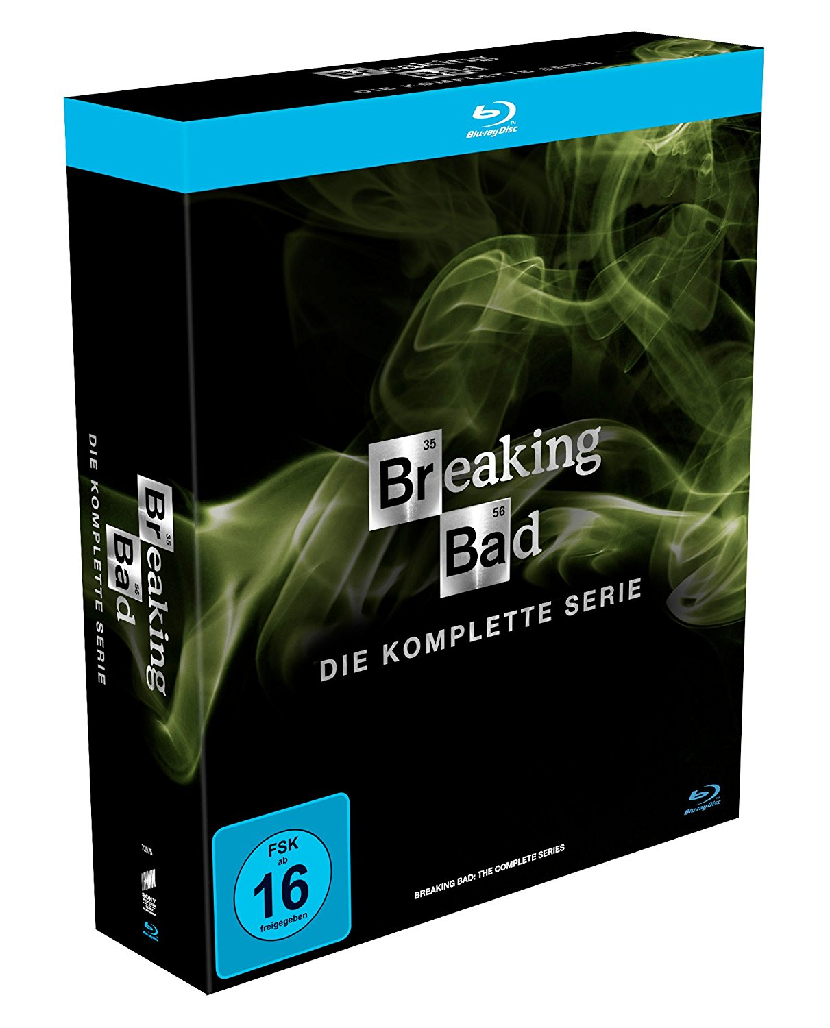 Breaking Bad Blu-ray amazon