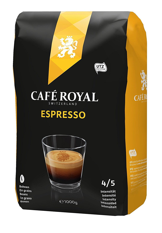 Cafe Royal Bohnenkaffee Espresso amazon