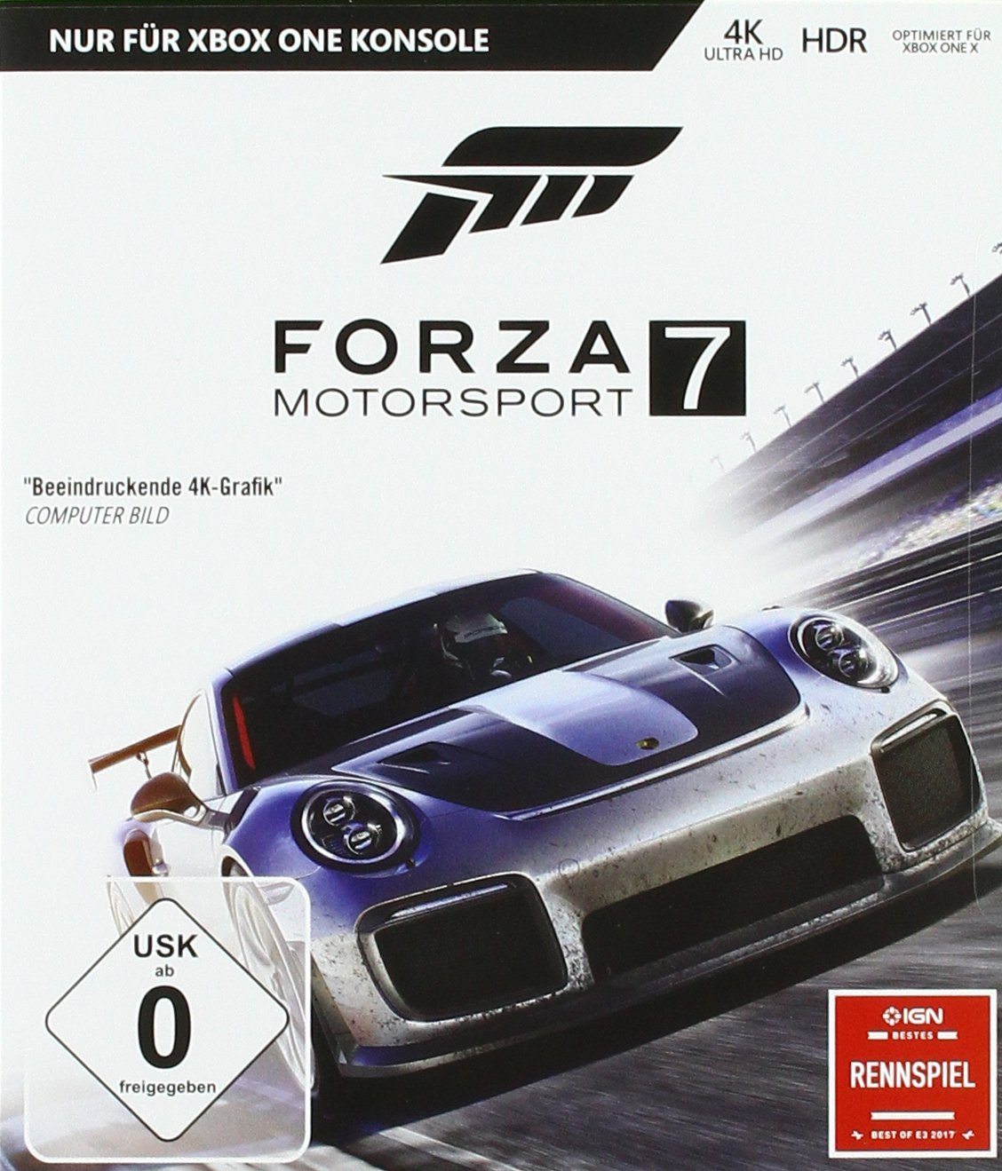Forza Motorsport 7 Xbox One amazon