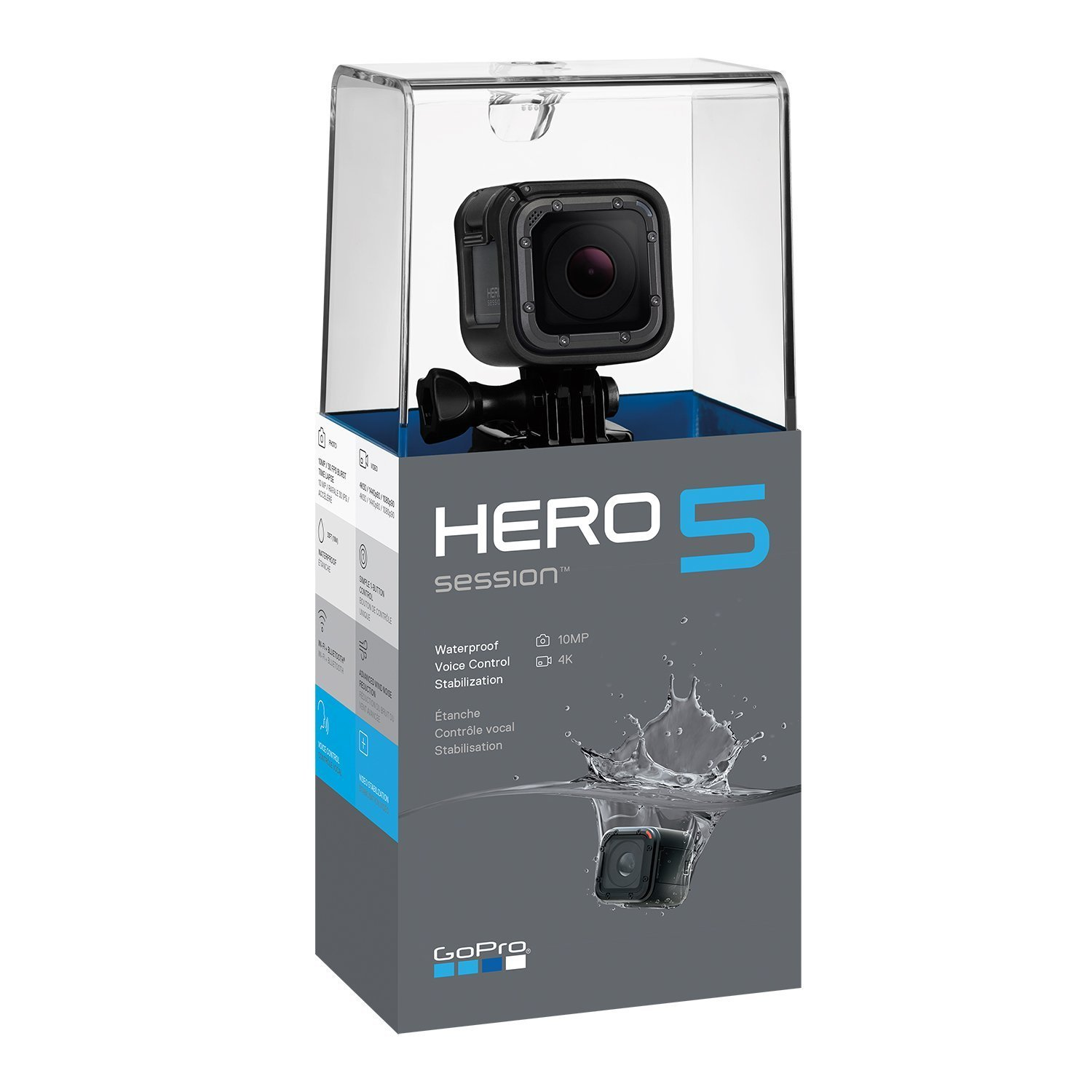 GoPro Hero5 Session Action Kamera amazon