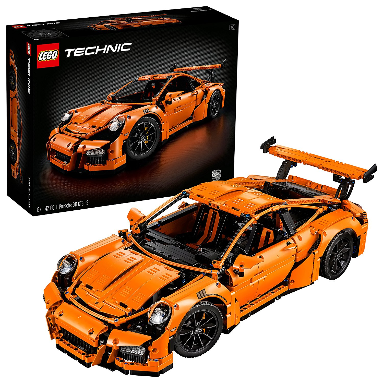 Lego Technic Porsche 911 GT3 RS amazon