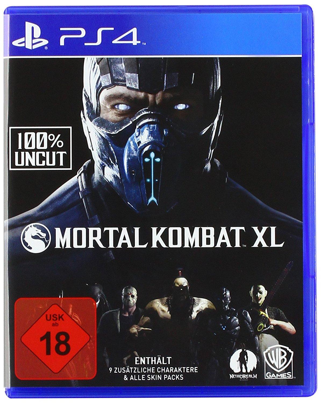 Mortal Kombat XL PS4 amazon