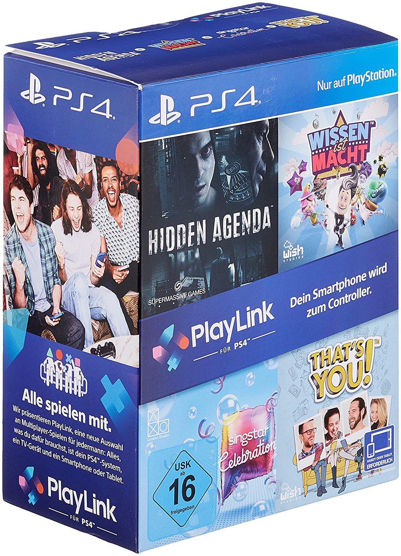 PS4 PlayLink Bundle amazon