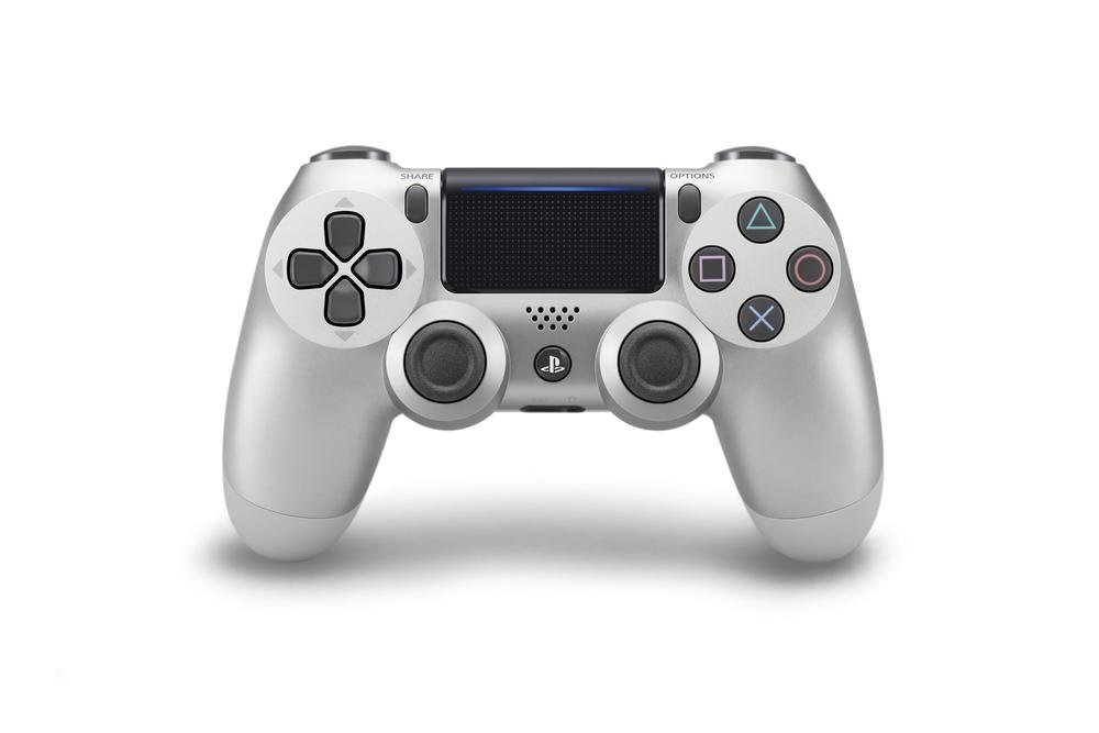 PlayStation 4 Controller silber amazon