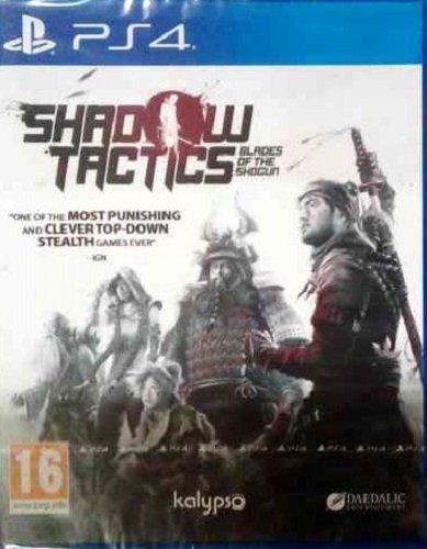 Shadow Tactics Blades of the Shogun PS4 amazon