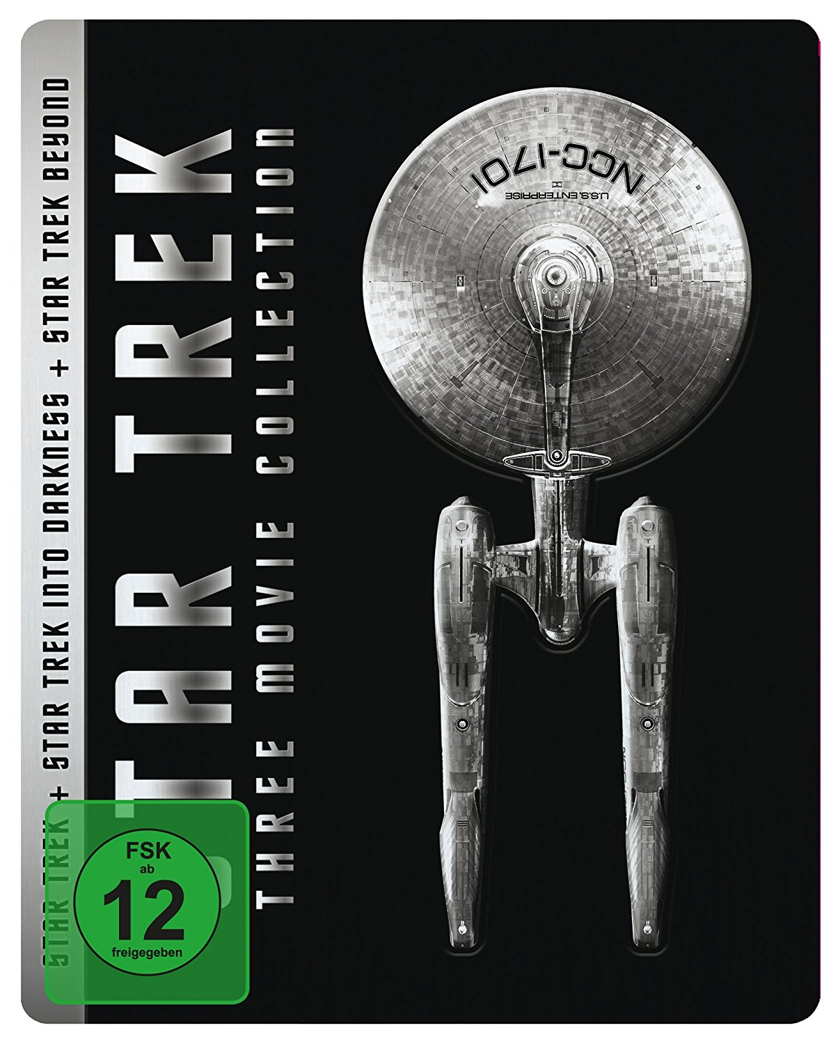 Star Trek Blu-ray amazon