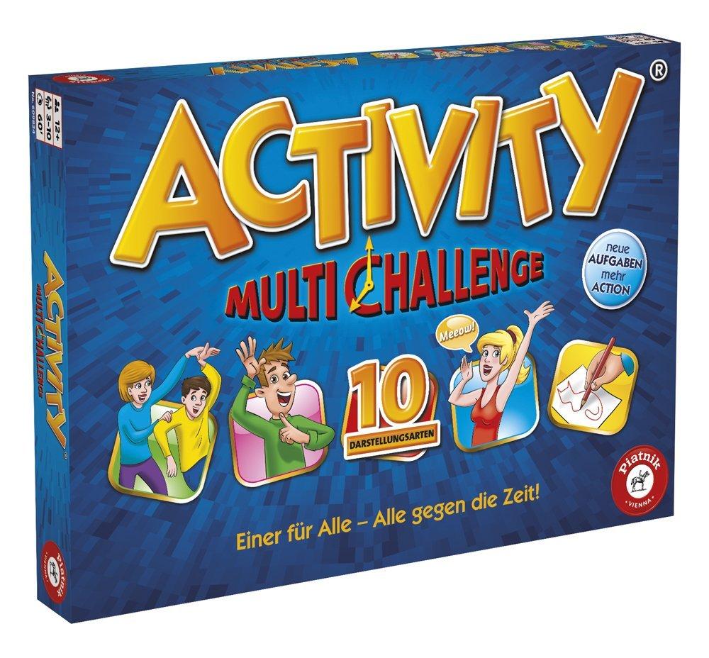 Activity Multi Challenge amazon