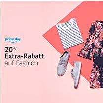 Amazon Prime Day Fashion Rabatt