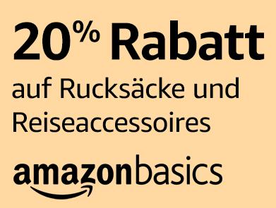 AmazonBasics Rabatt