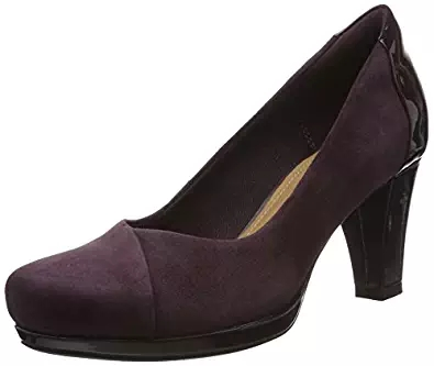 Clarks Damen Pumps amazon Chorus