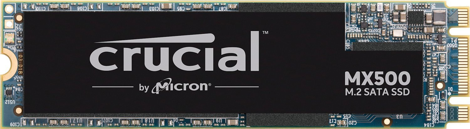 Crucial MX500 interne SSD amazon