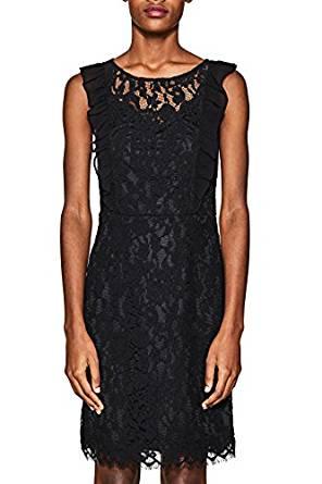 Esprit Kleid schwarz amazon