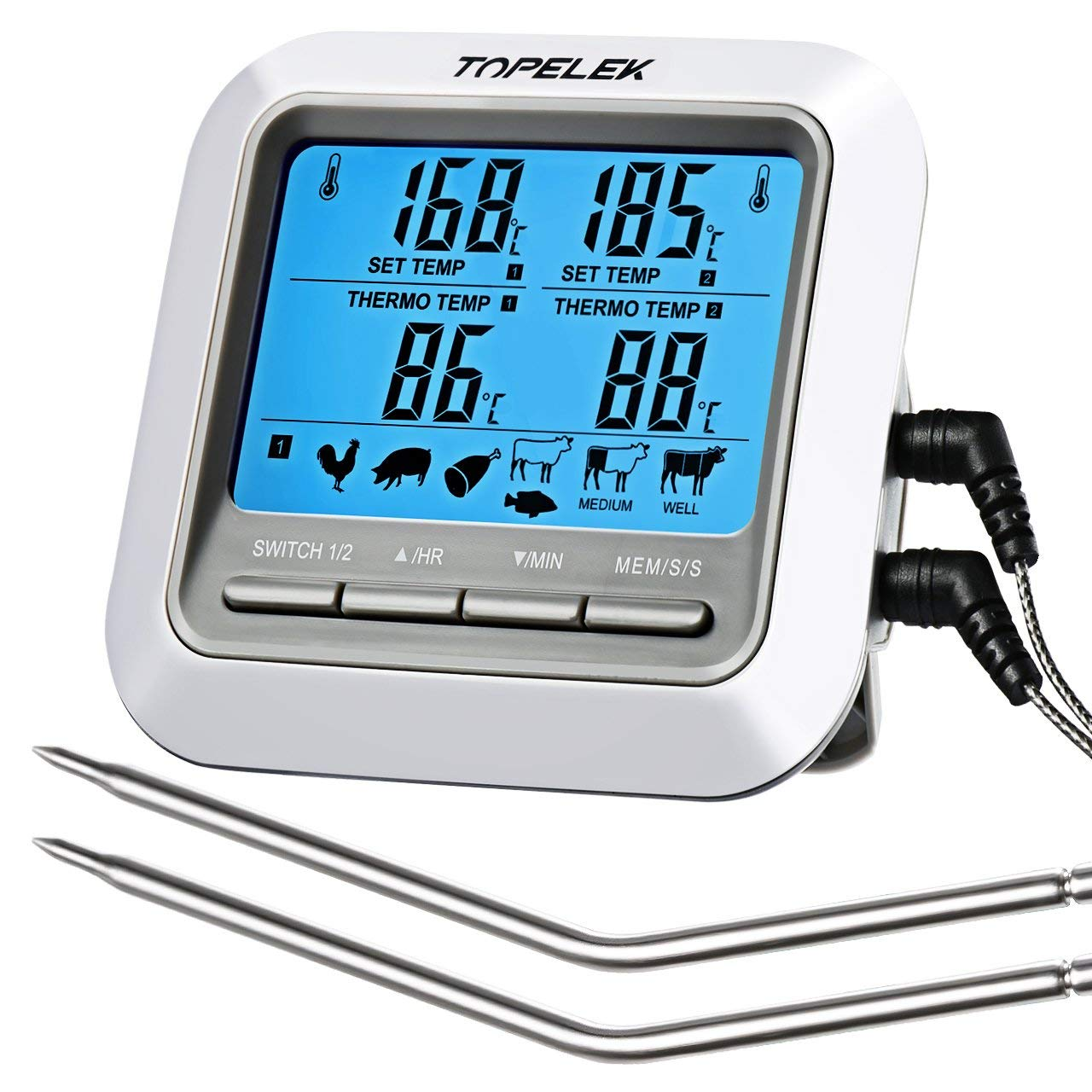 Grillthermometer amazon