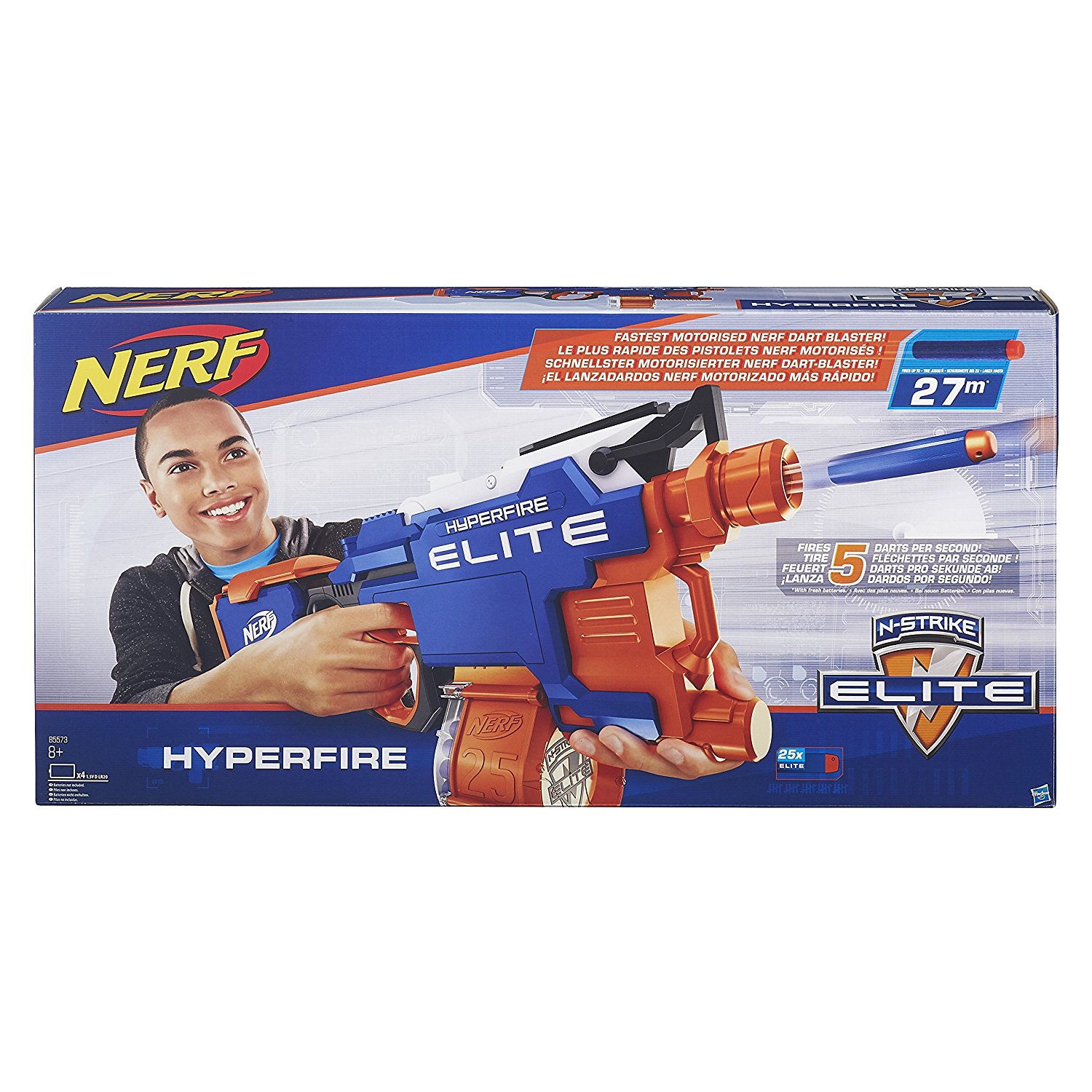 Hasbro Nerf Elite amazon