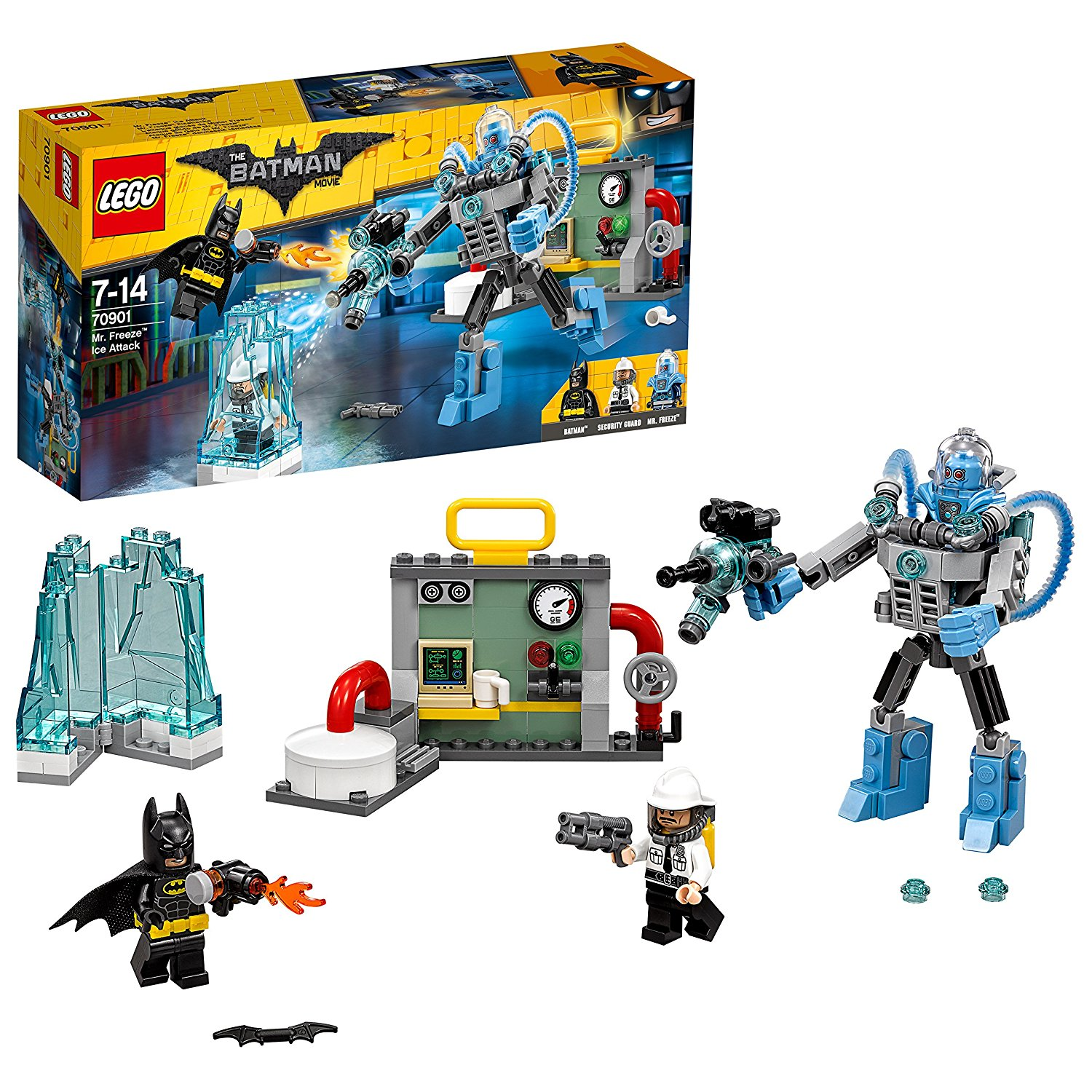 Lego Batman amazon prime