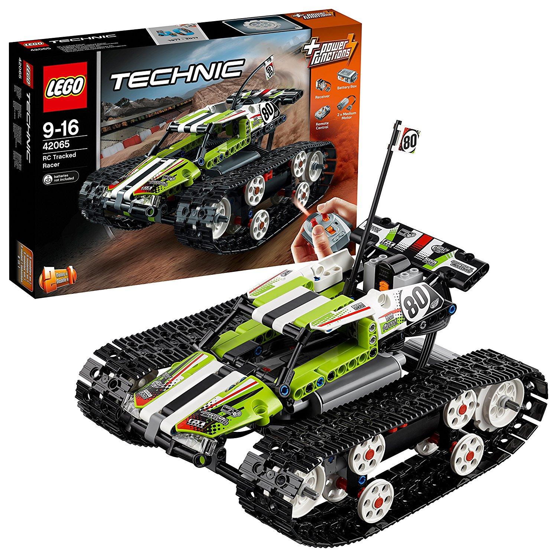 Lego Technic Tracked Racer amazon