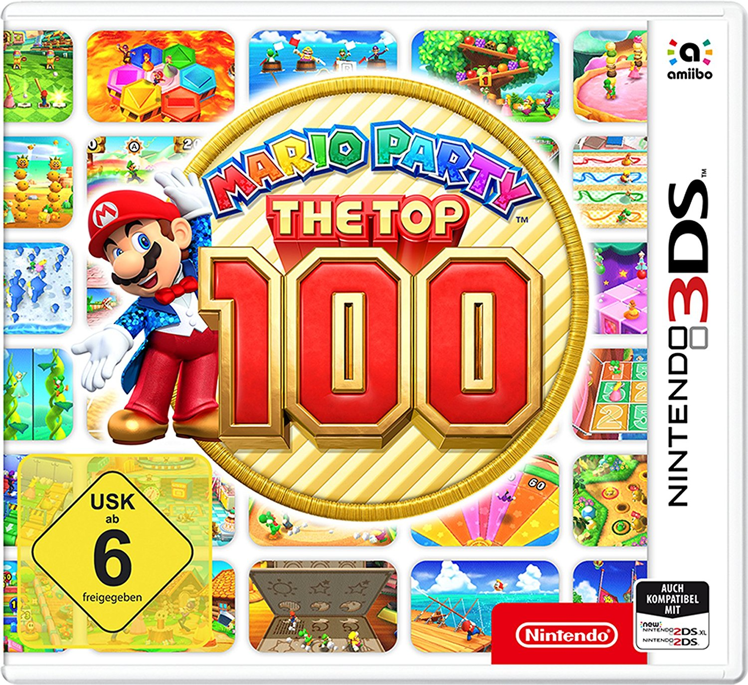 Mario Party Nintendo 3DS amazon