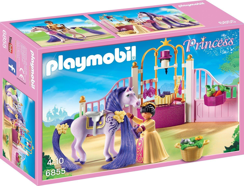 Playmobil Königlicher Pferdestall amazon