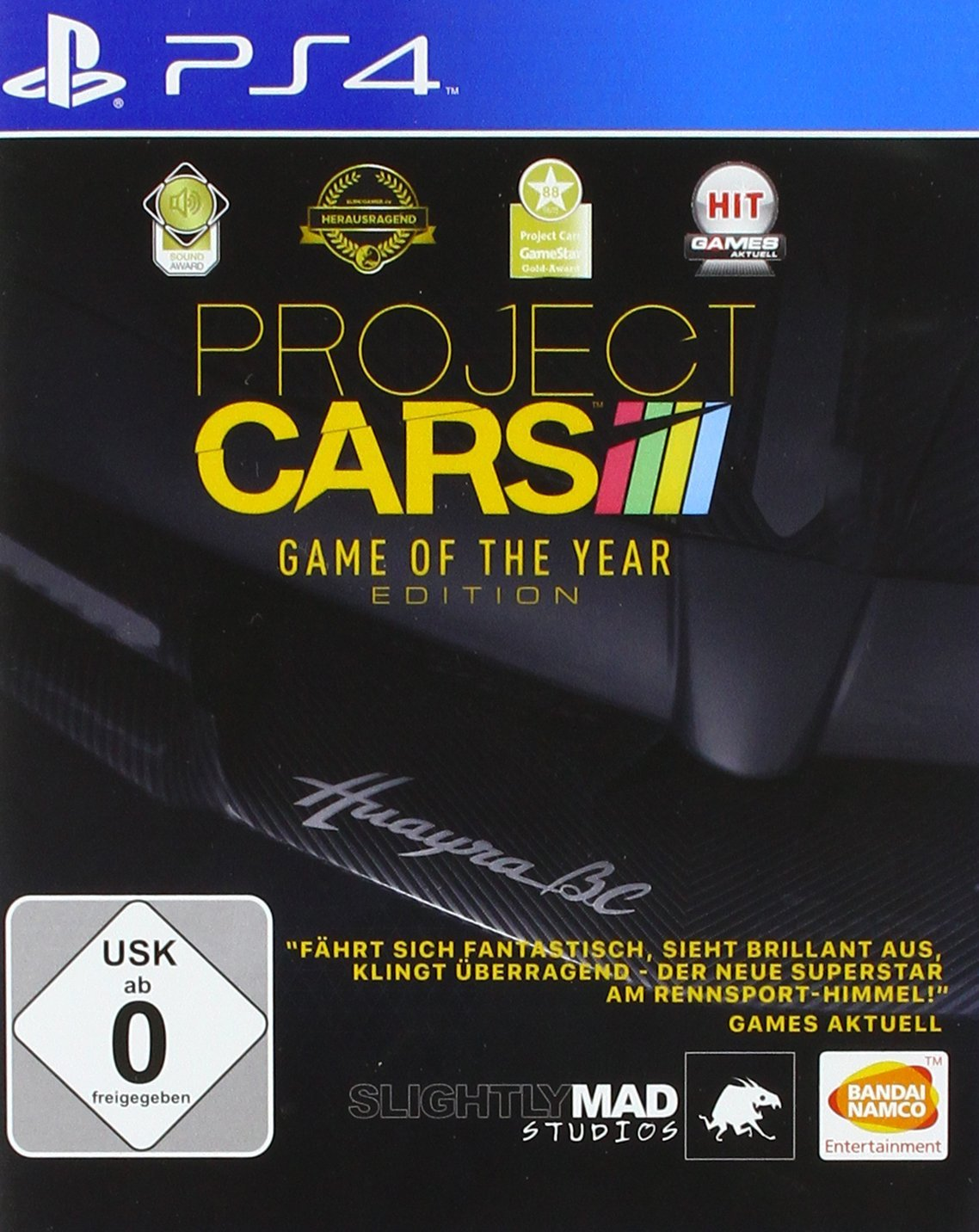 Project Cars PS4 amazon