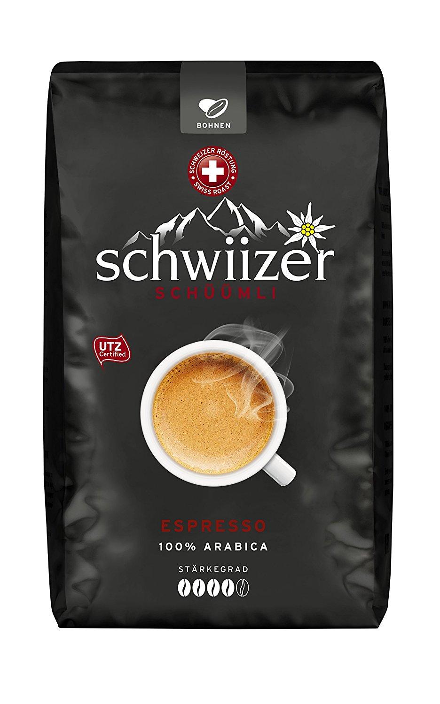 Schwiizer Espresso Kaffeebohnen amazon