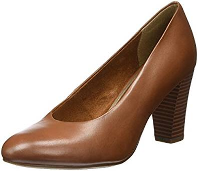 Tamarais Damen Pumps braun amazon