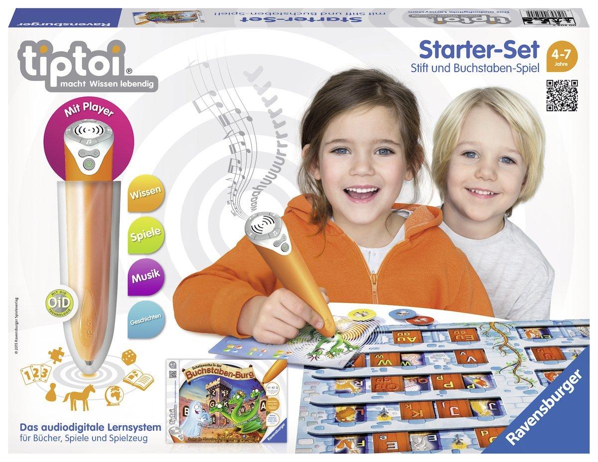 Tiptoi Starter-Set Ravensburger amazon